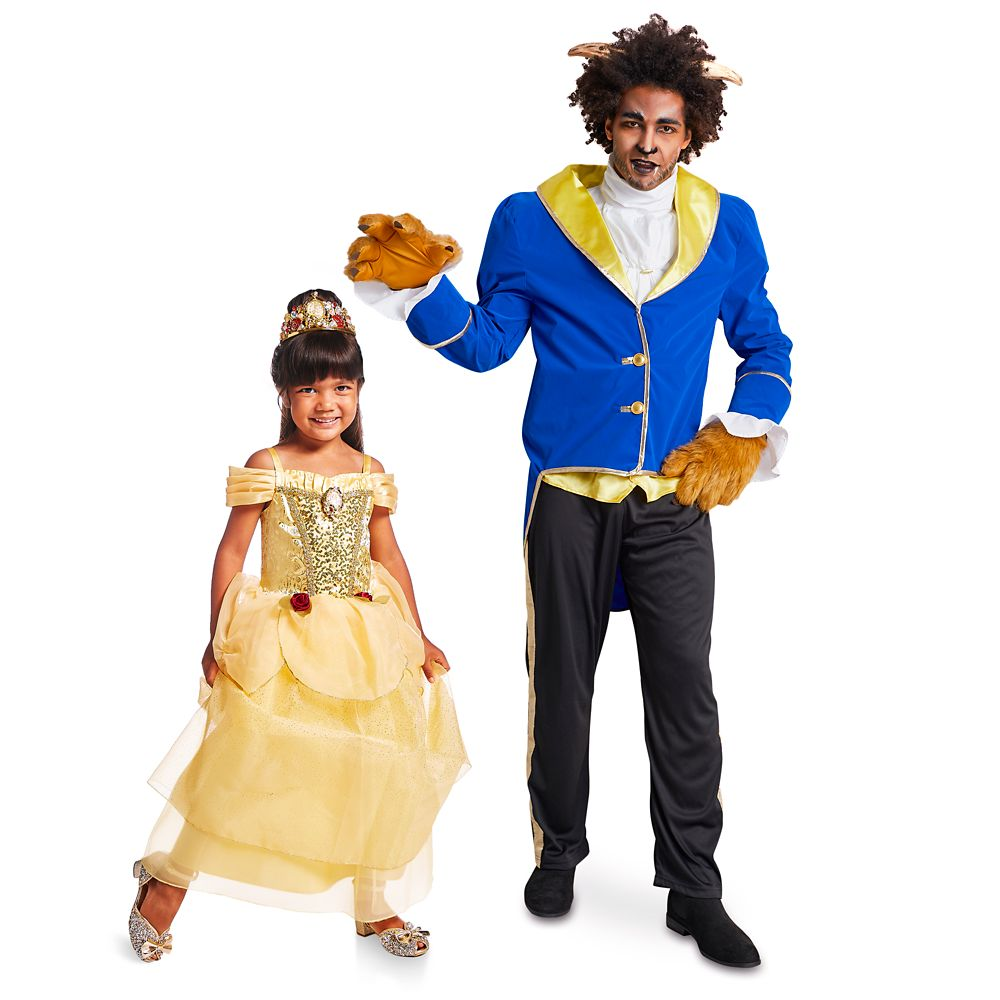 Beauty and the Beast Family Costume Collection