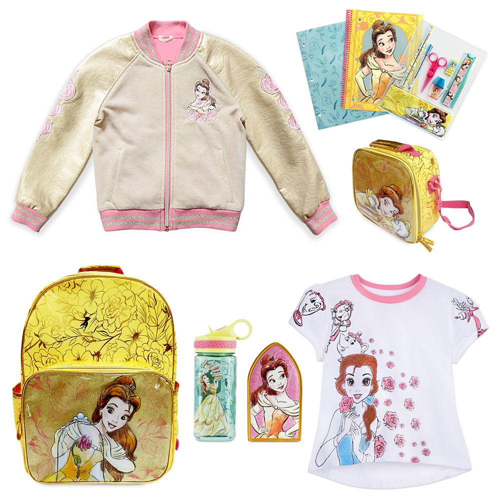 Belle School Collection – Beauty and the Beast