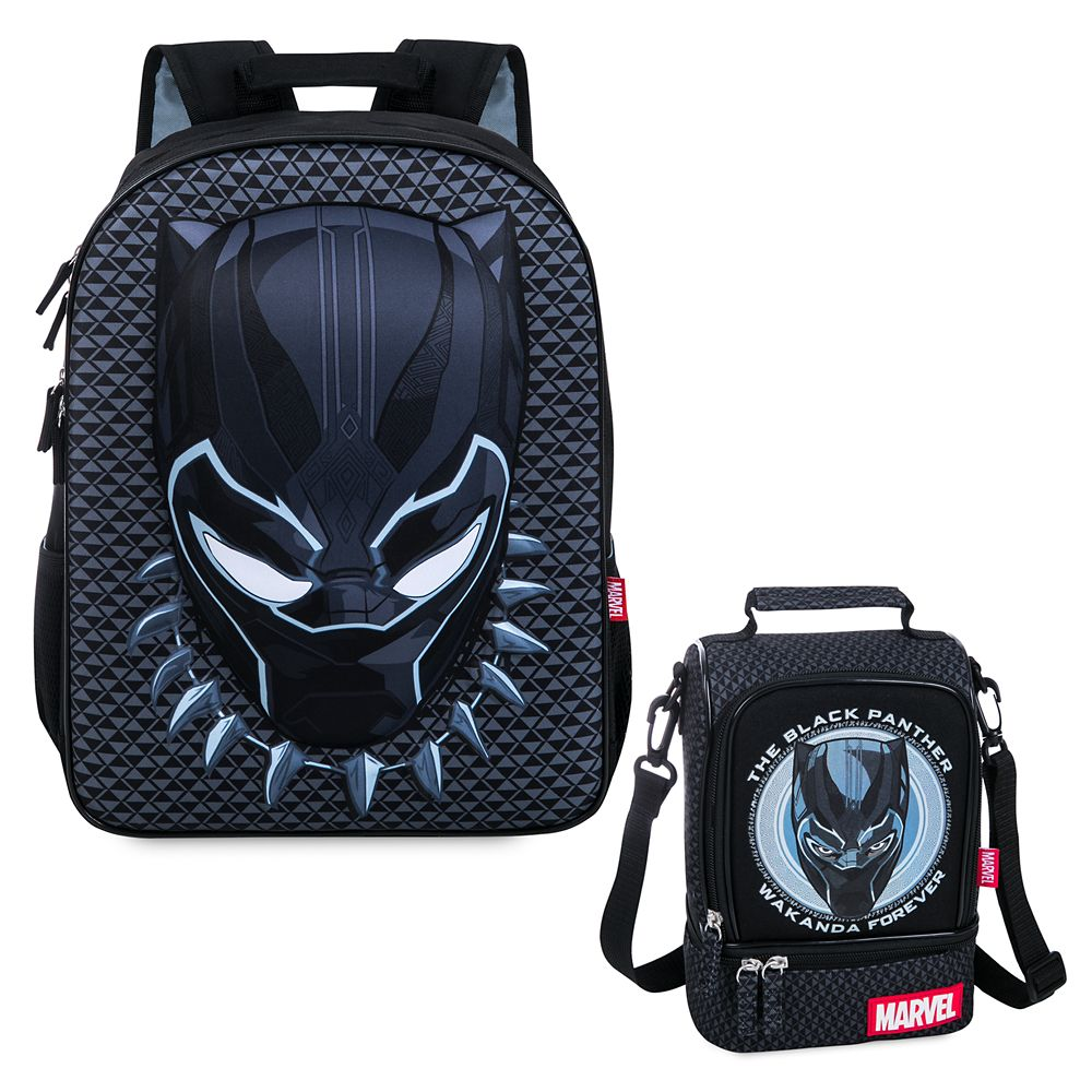 Black Panther School Collection