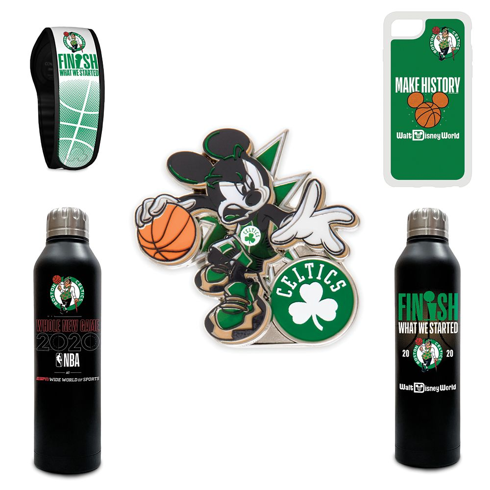 Boston Celtics NBA Experience Collection