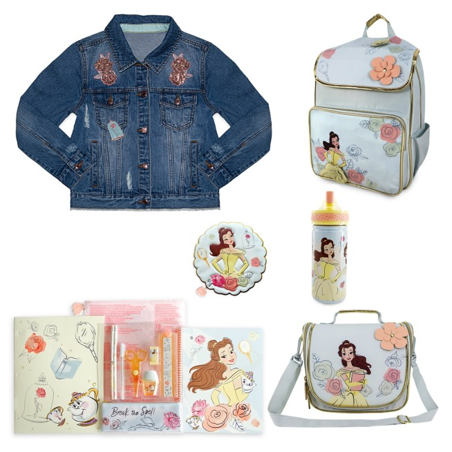 Belle Back to School Collection