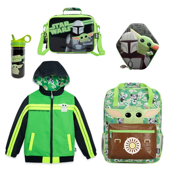 Star Wars: The Mandalorian Back to School Collection