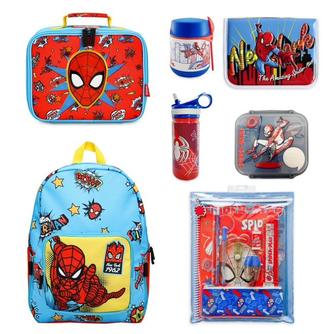 Spider-Man Back to School Collection