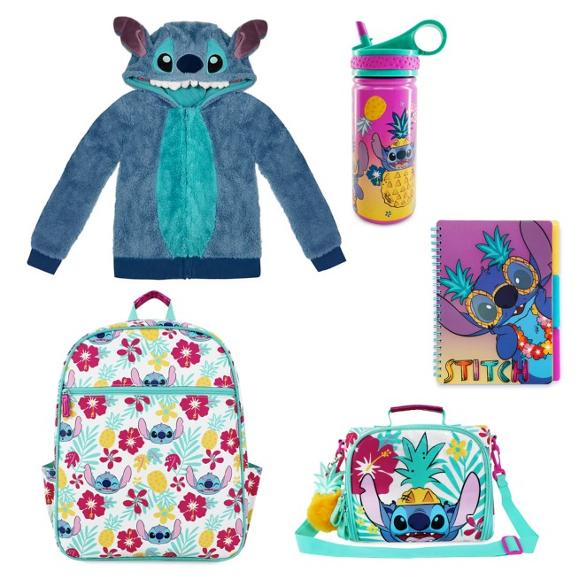 Stitch Back to School Collection