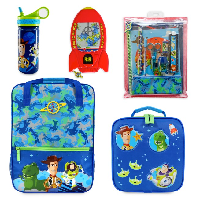 Toy Story Back to School Collection