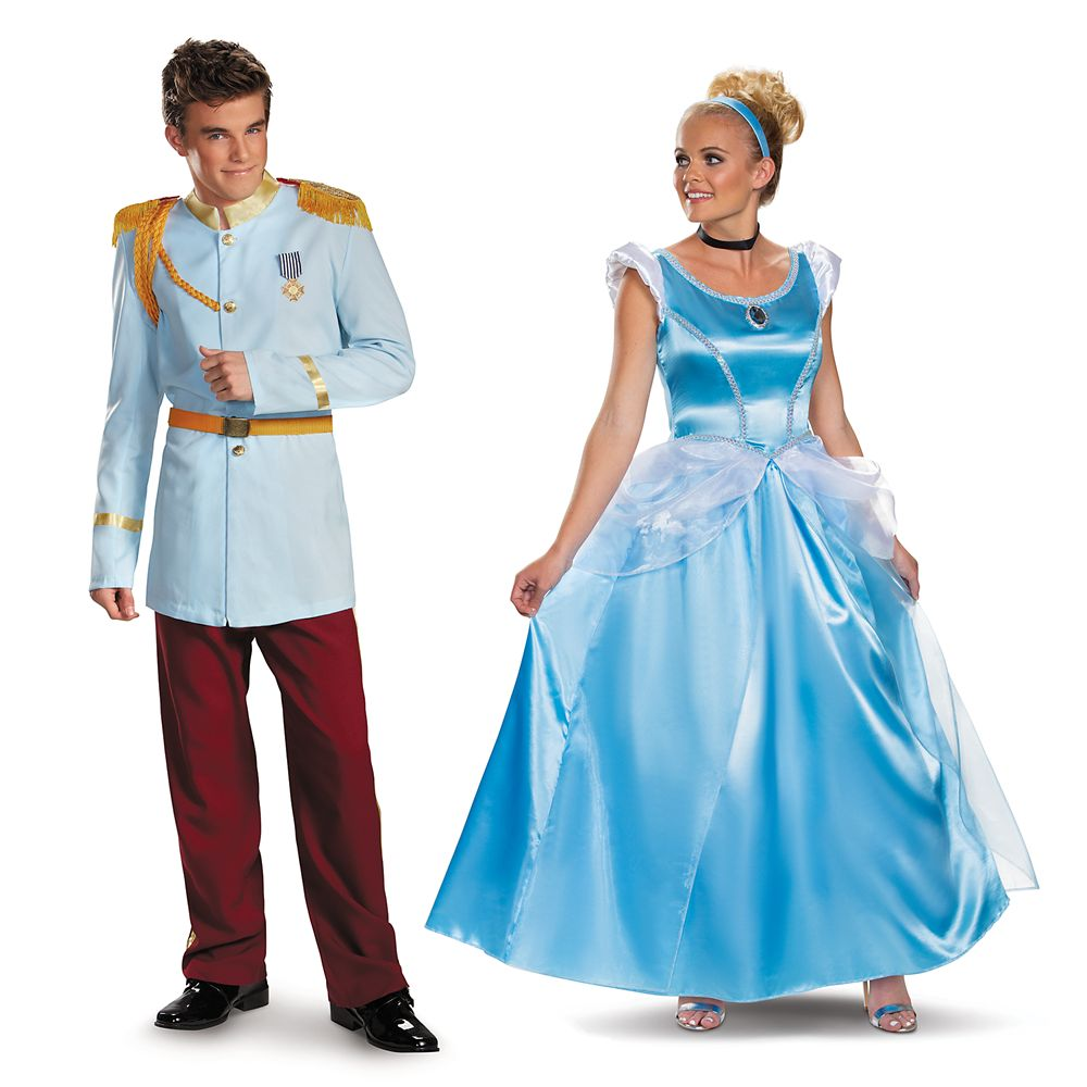 Cinderella Costume Collection for Adults