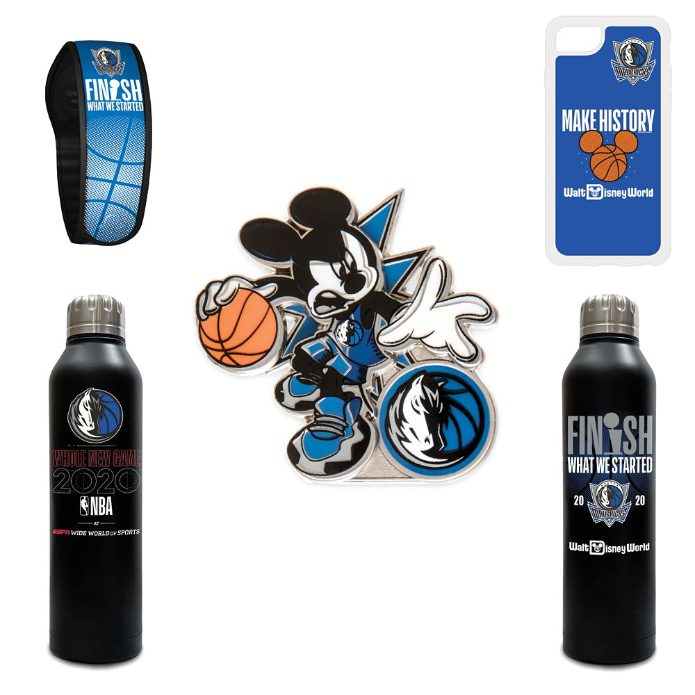 Dallas Mavericks NBA Experience Collection