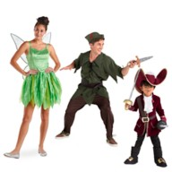 Peter Pan Family Costume Collection