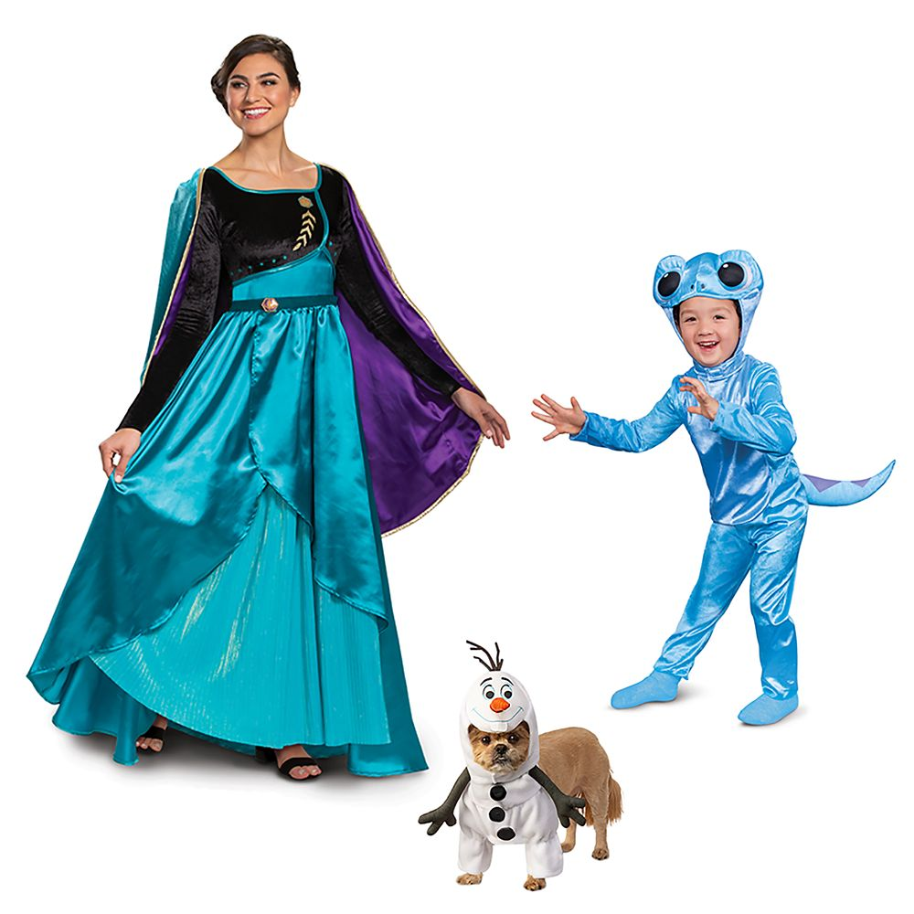 Frozen Family Costume Collection #1