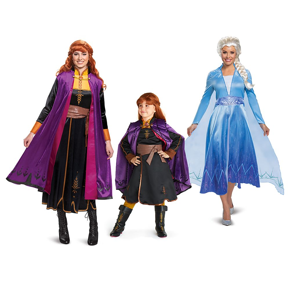 Frozen Family Costume Collection #2