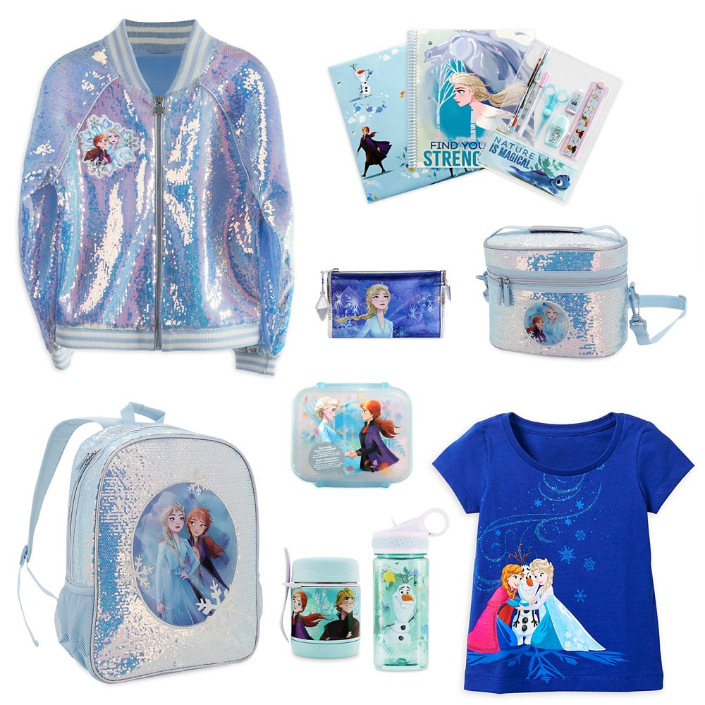 Frozen School Collection