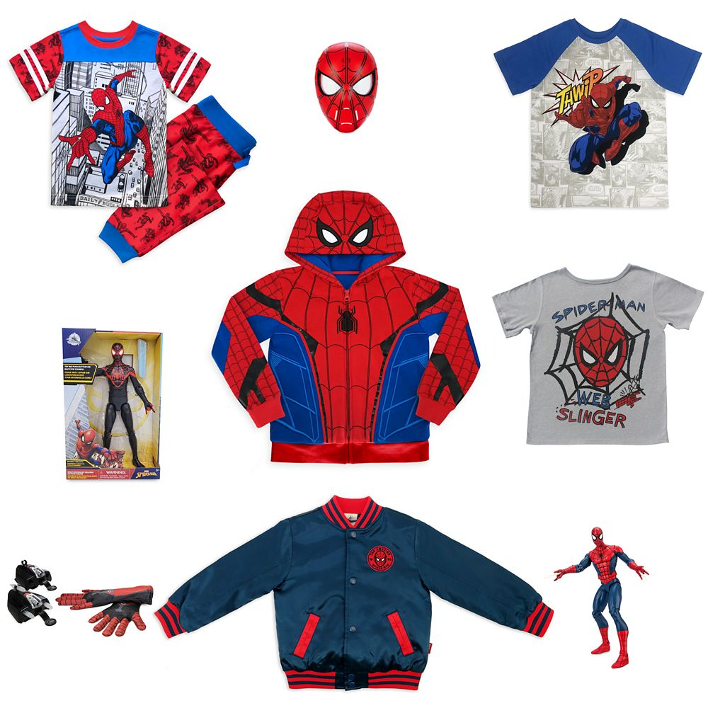 Spider-Man Holiday Collection for Kids