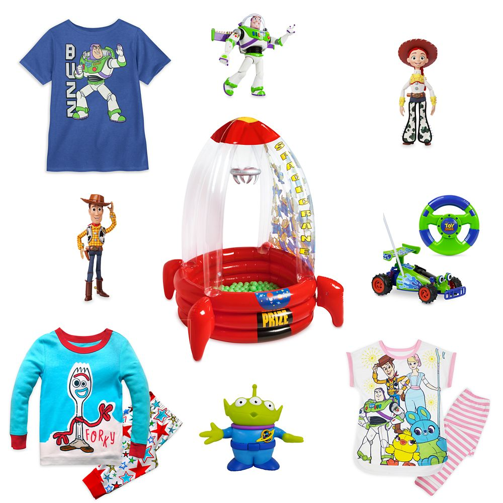 Toy Story Holiday Collection for Kids