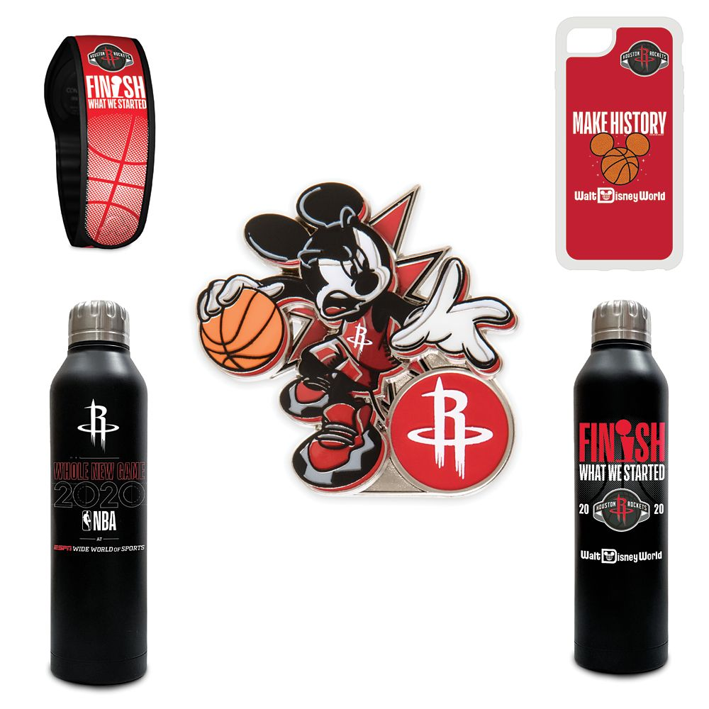 Houston Rockets NBA Experience Collection