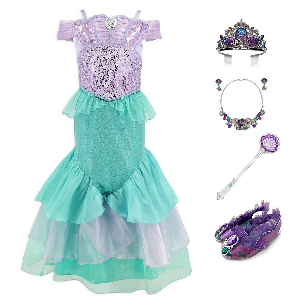 Disney Girls Costumes Princess Dresses Shopdisney