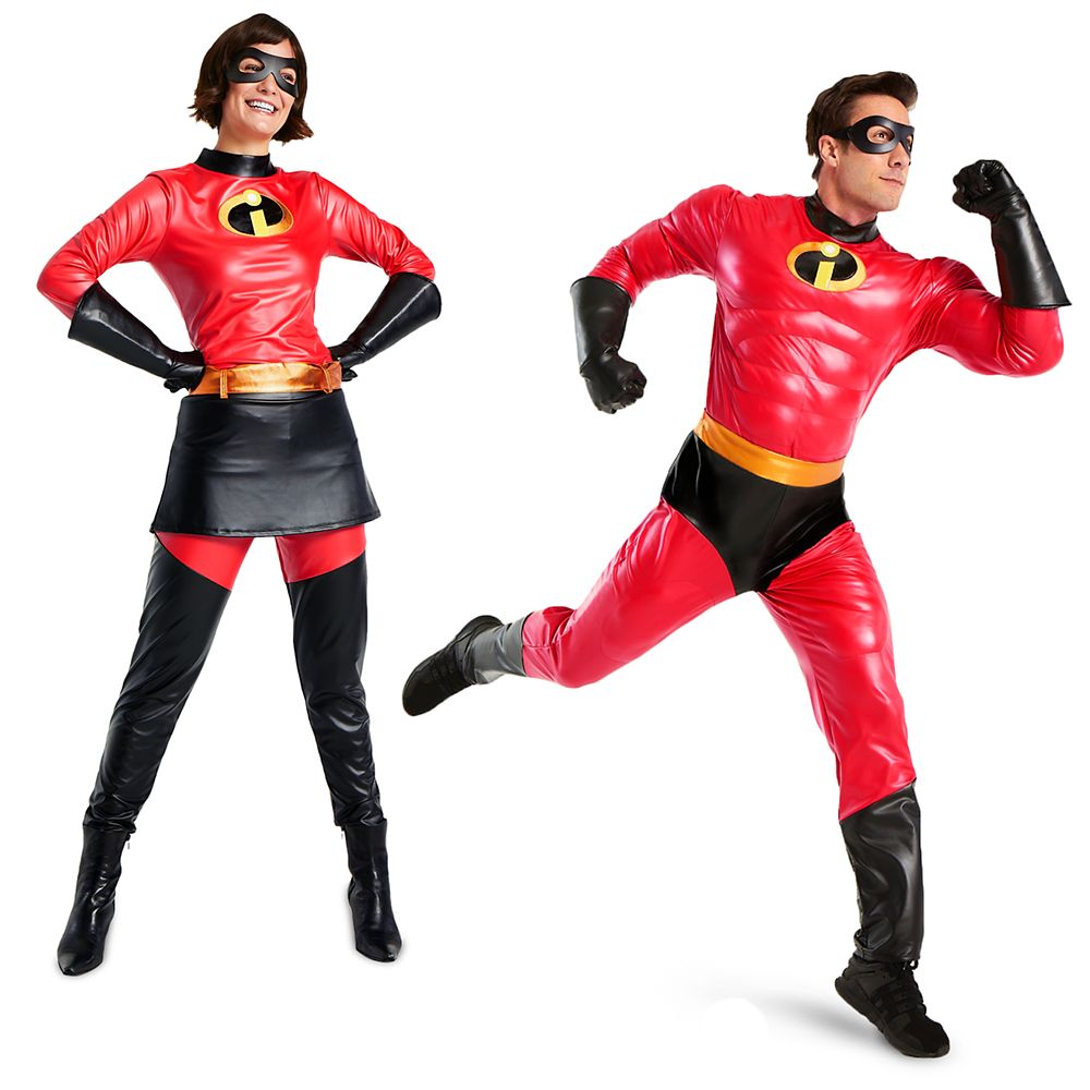 Incredibles Costume Collection for Adults