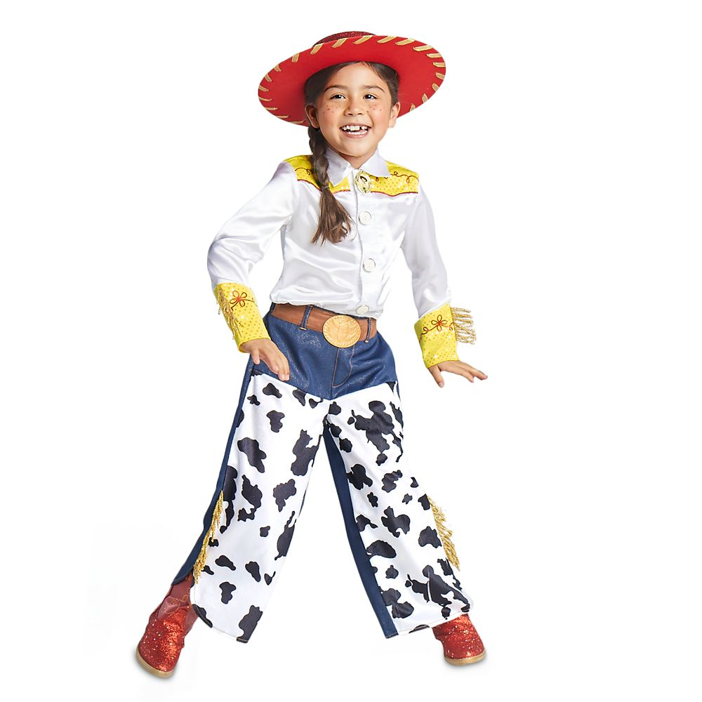 Jessie Costume Collection for Kids – Toy Story