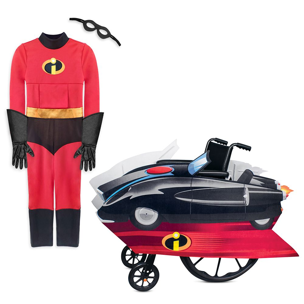 The Incredibles Adaptive Collection for Kids