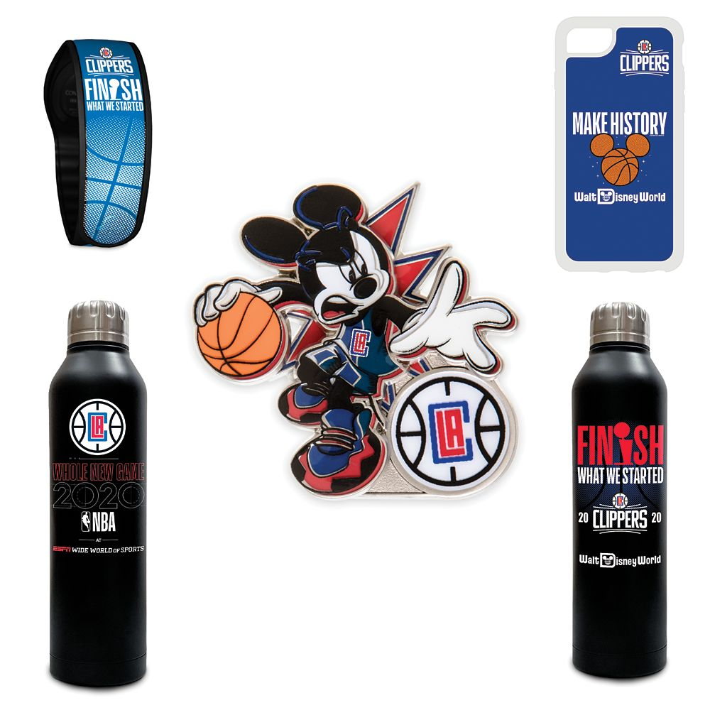 LA Clippers NBA Experience Collection