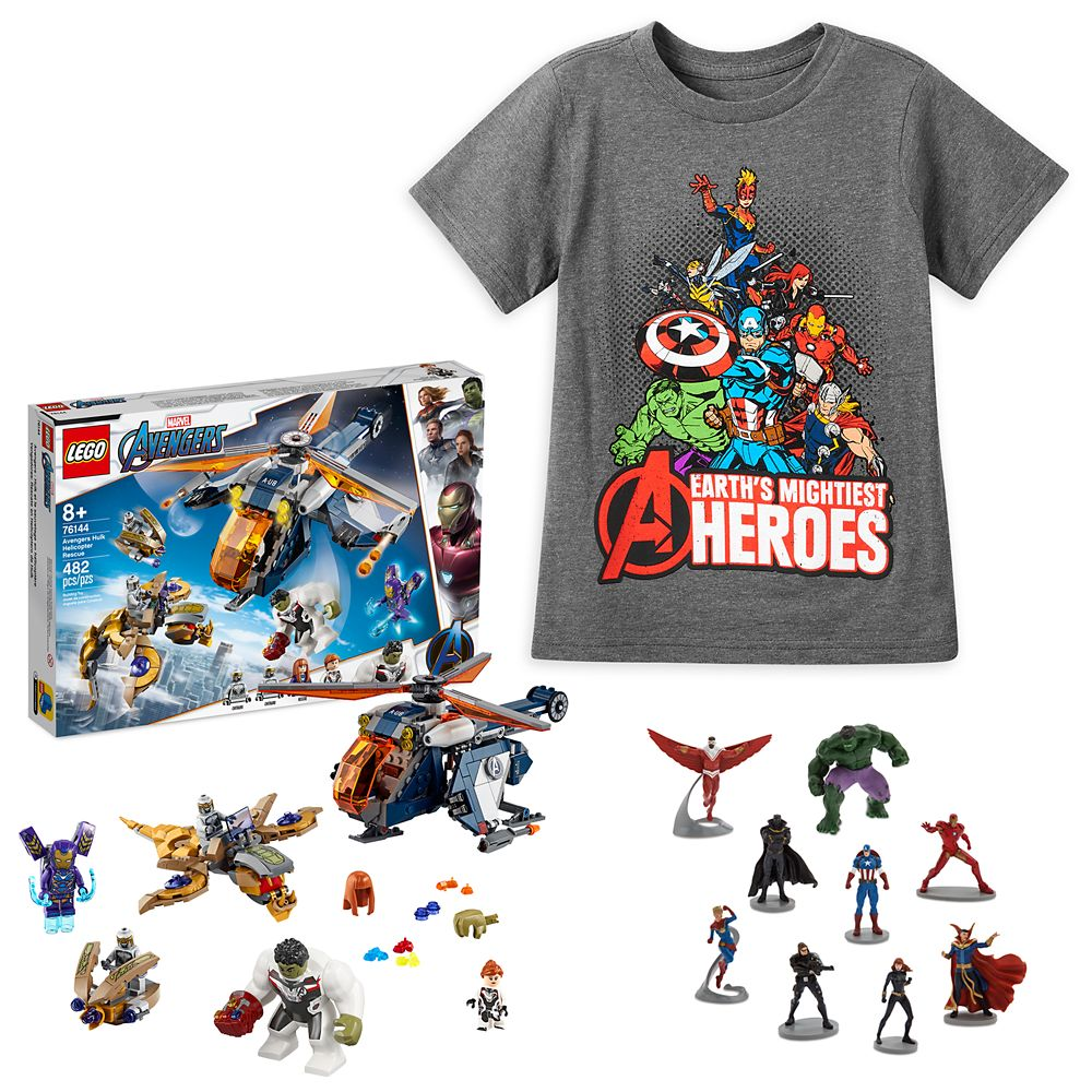 LEGO Fan: Marvel Collection