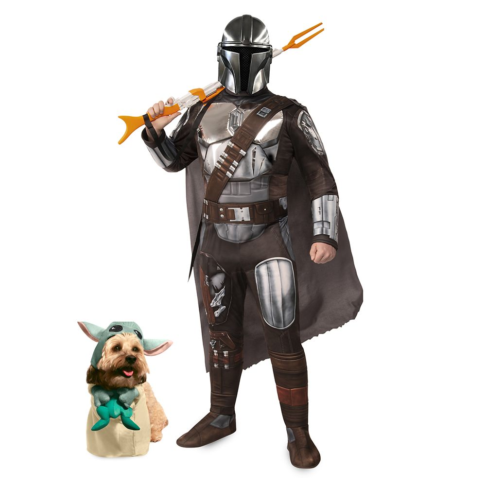 Star Wars: The Mandalorian Family Costume Collection