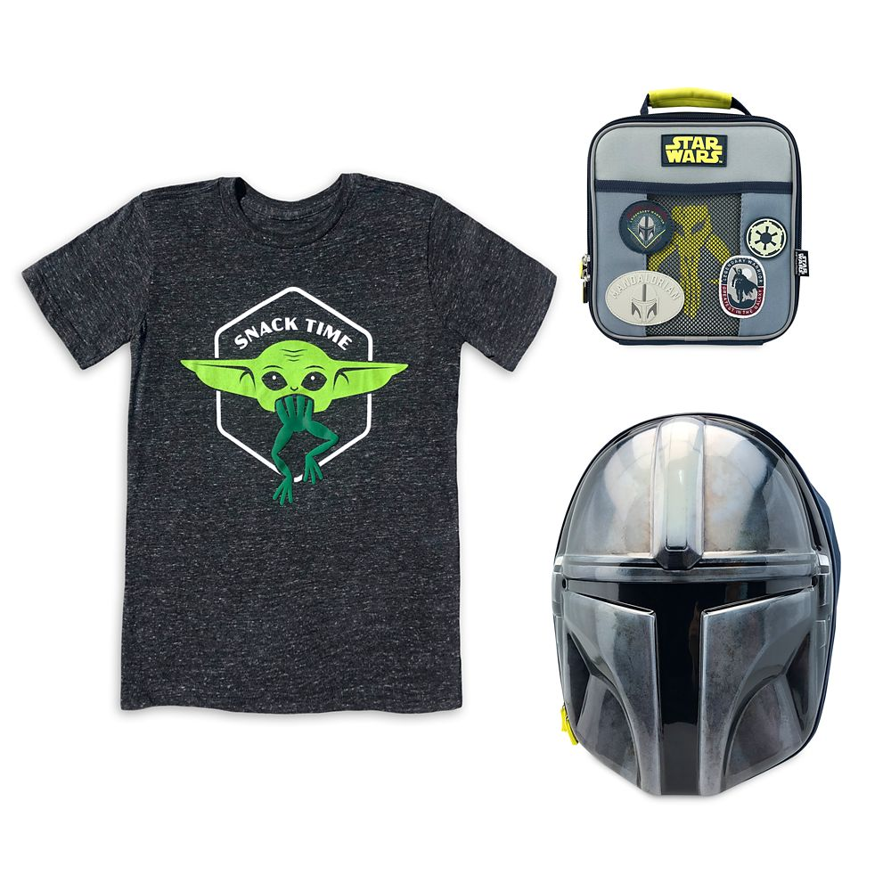 Star Wars: The Mandalorian School Collection