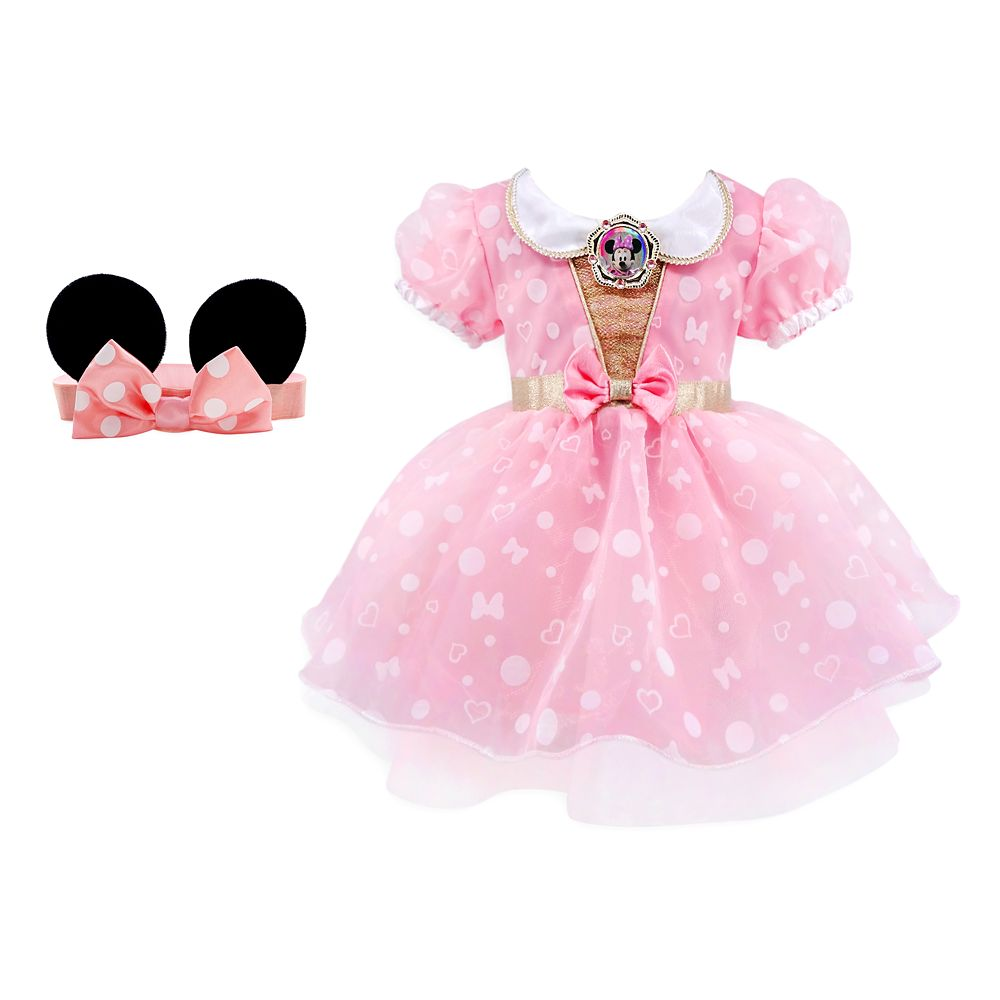 Minnie Mouse Halloween Costume Collection for Baby