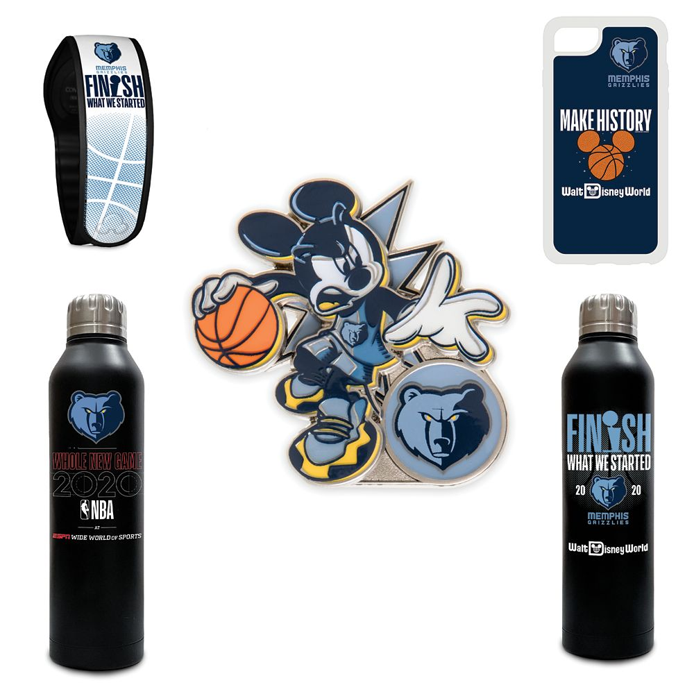 Memphis Grizzlies NBA Experience Collection