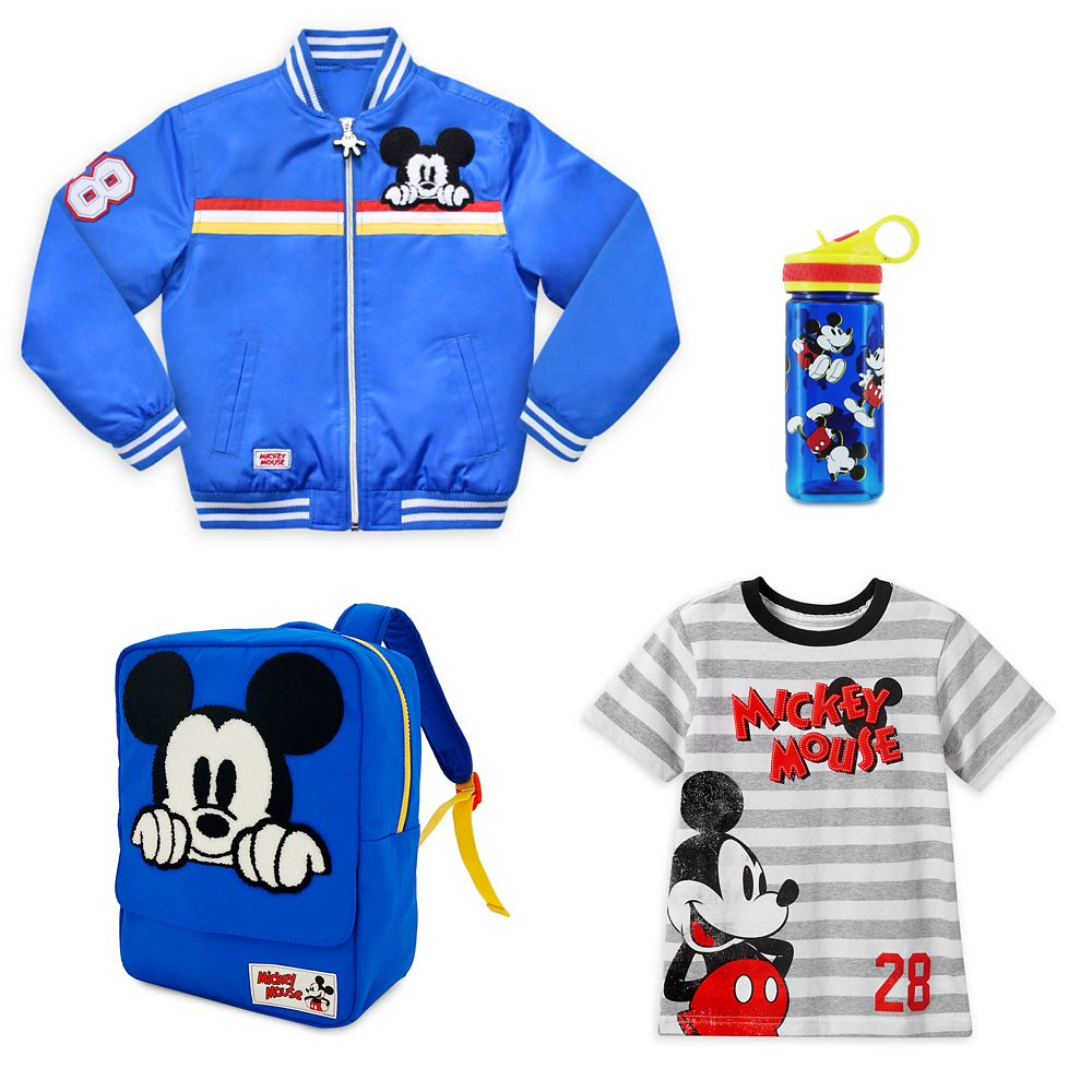 Mickey Mouse School Collection