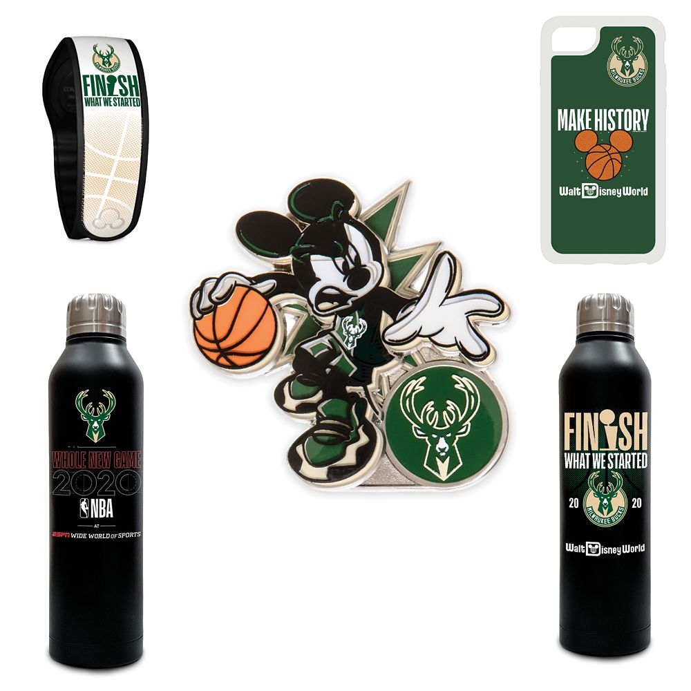 Milwaukee Bucks NBA Experience Collection