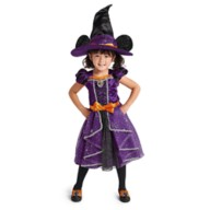 Minnie Mouse Witch Costume Collection for Kids