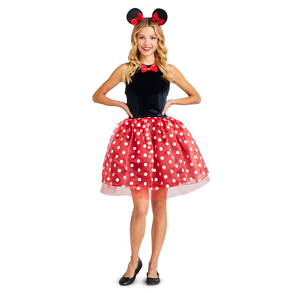 Mickey and Minnie Mouse Costume Collection for Adults