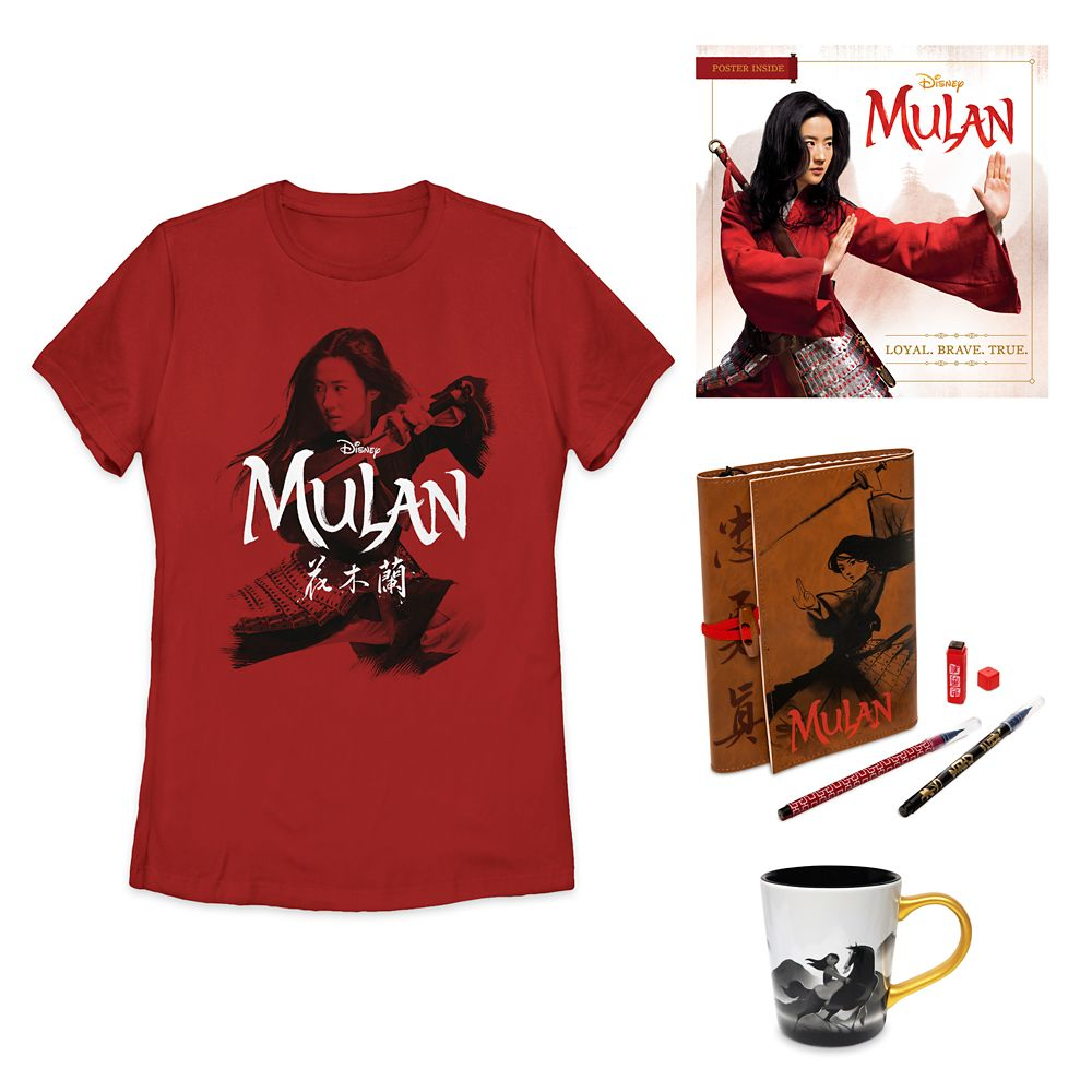Mulan Collection for Adults – Live Action Film