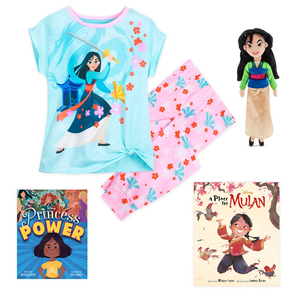 Mulan Story Time Collection