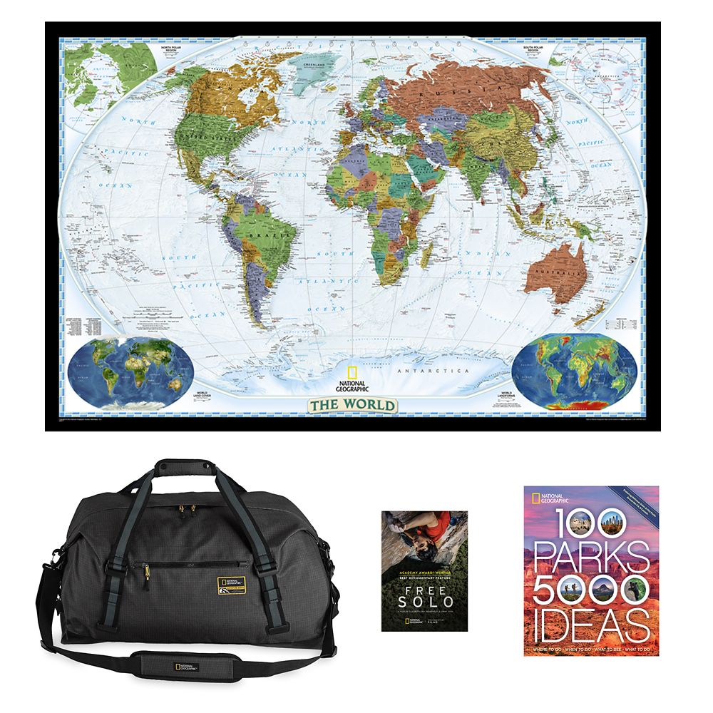 Adventure Seeker Collection – National Geographic