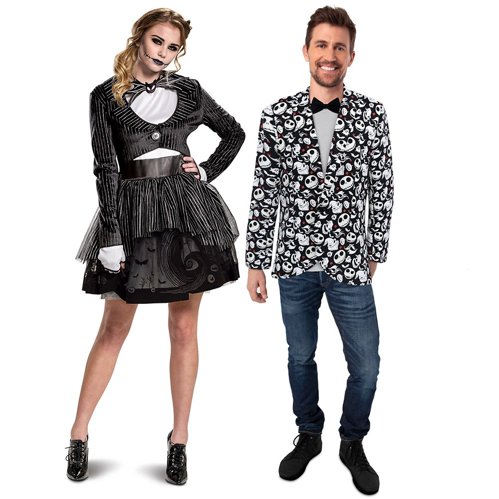 The Nightmare Before Christmas Costume Collection for Adults