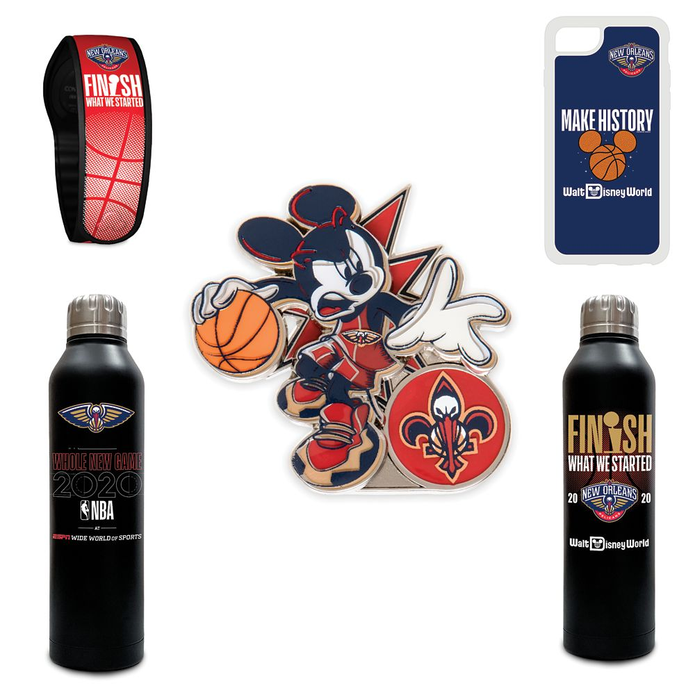 New Orleans Pelicans NBA Experience Collection