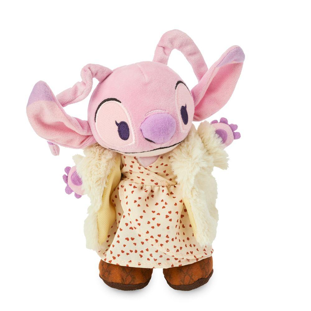 Angel Disney nuiMOs Plush and Faux Fur Coat and Dress Set – Lilo & Stitch