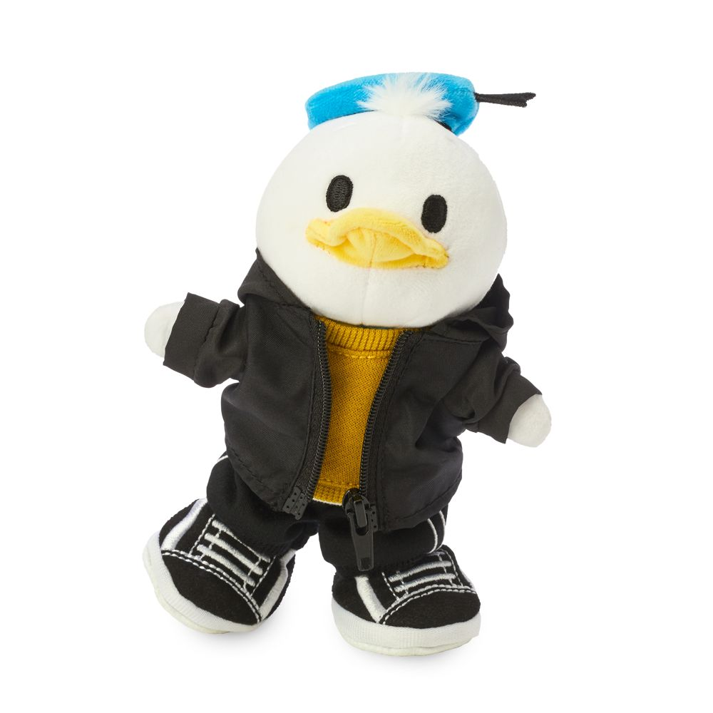 Donald Duck Disney nuiMOs Plush and Hooded Zip Jacket and Sneakers Set
