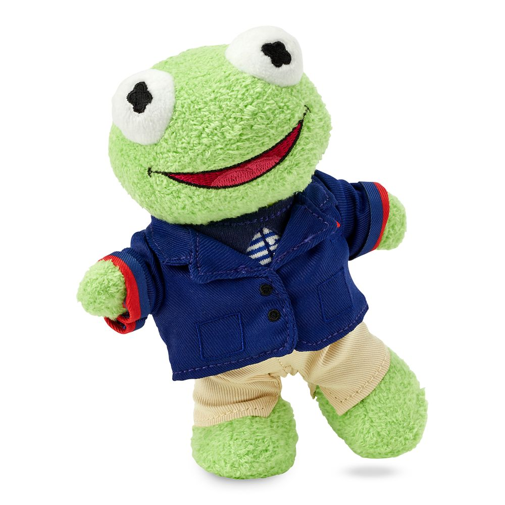 Kermit Disney nuiMOs Plush with Navy Sailing Blazer with Khaki Pants Set – The Muppets
