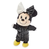 Minnie Mouse Disney nuiMOs Plush and Cruella Inspired Faux Leather Jacket with Skirt and Bow Set