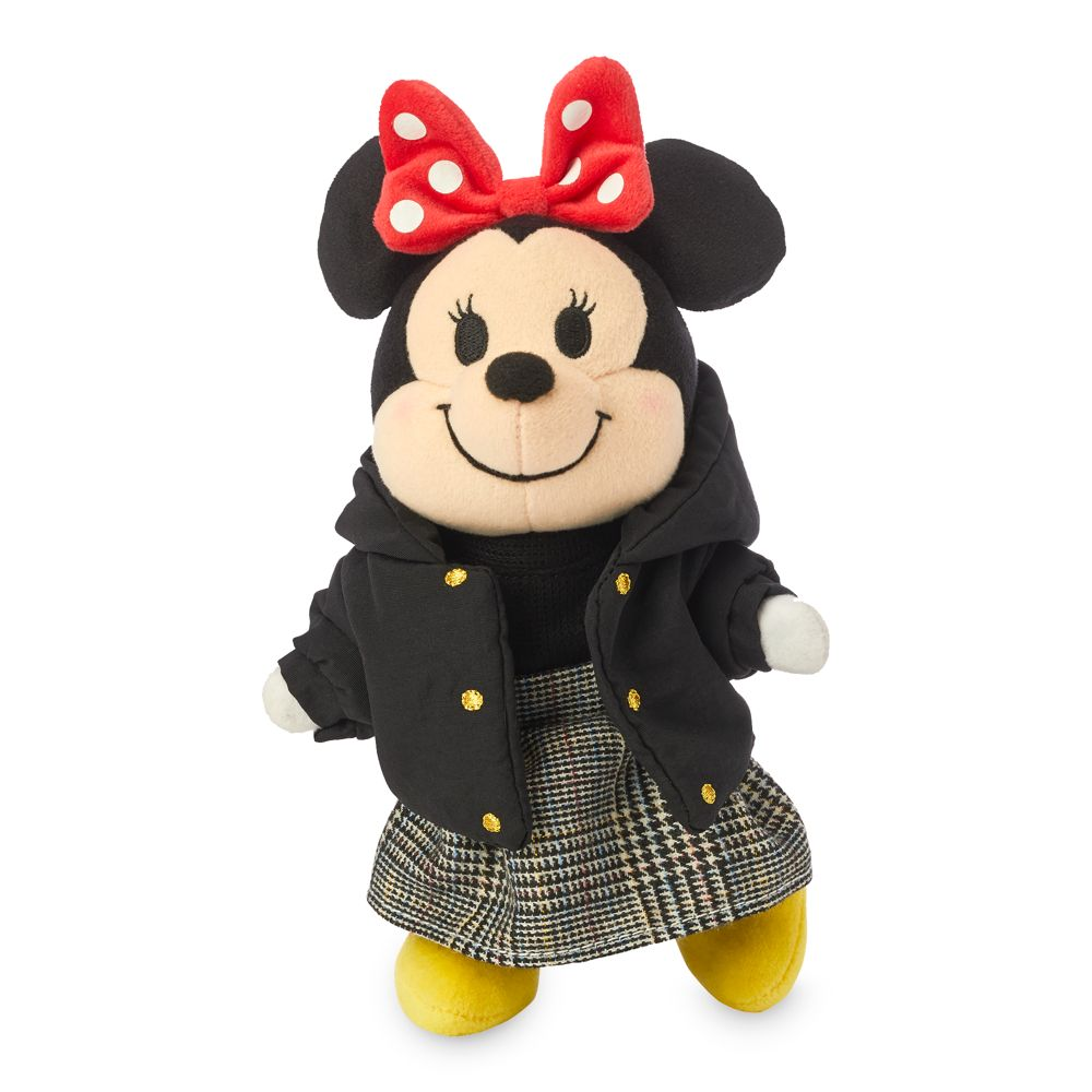 Minnie Mouse Disney nuiMOs Plush and Hooded Jacket and Skirt Set
