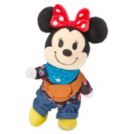 Minnie Mouse Disney nuiMOs Plush and Floral Shirt with Bandana and Sling Bag Set