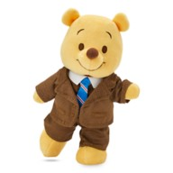 Winnie the Pooh Disney nuiMOs Plush and Brown Tweed Suit Set