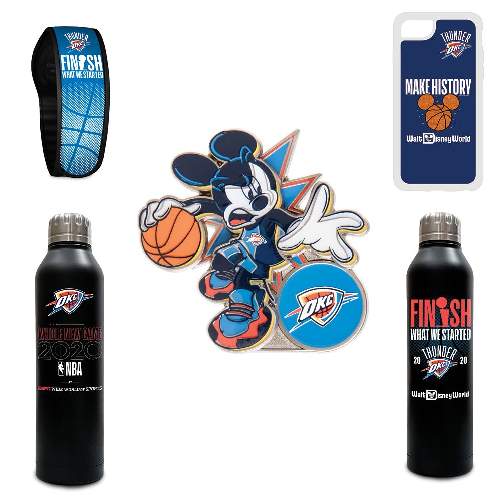Oklahoma City Thunder NBA Experience Collection