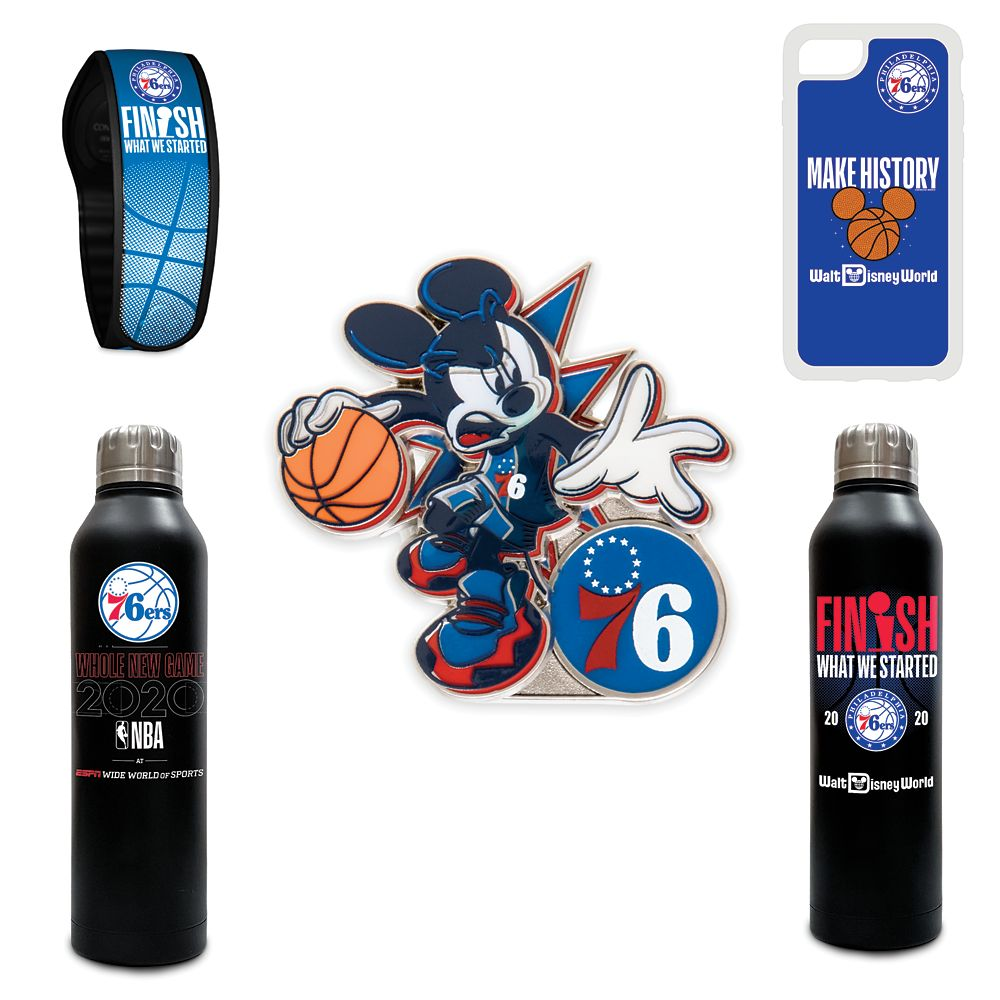 Philadelphia 76ers NBA Experience Collection