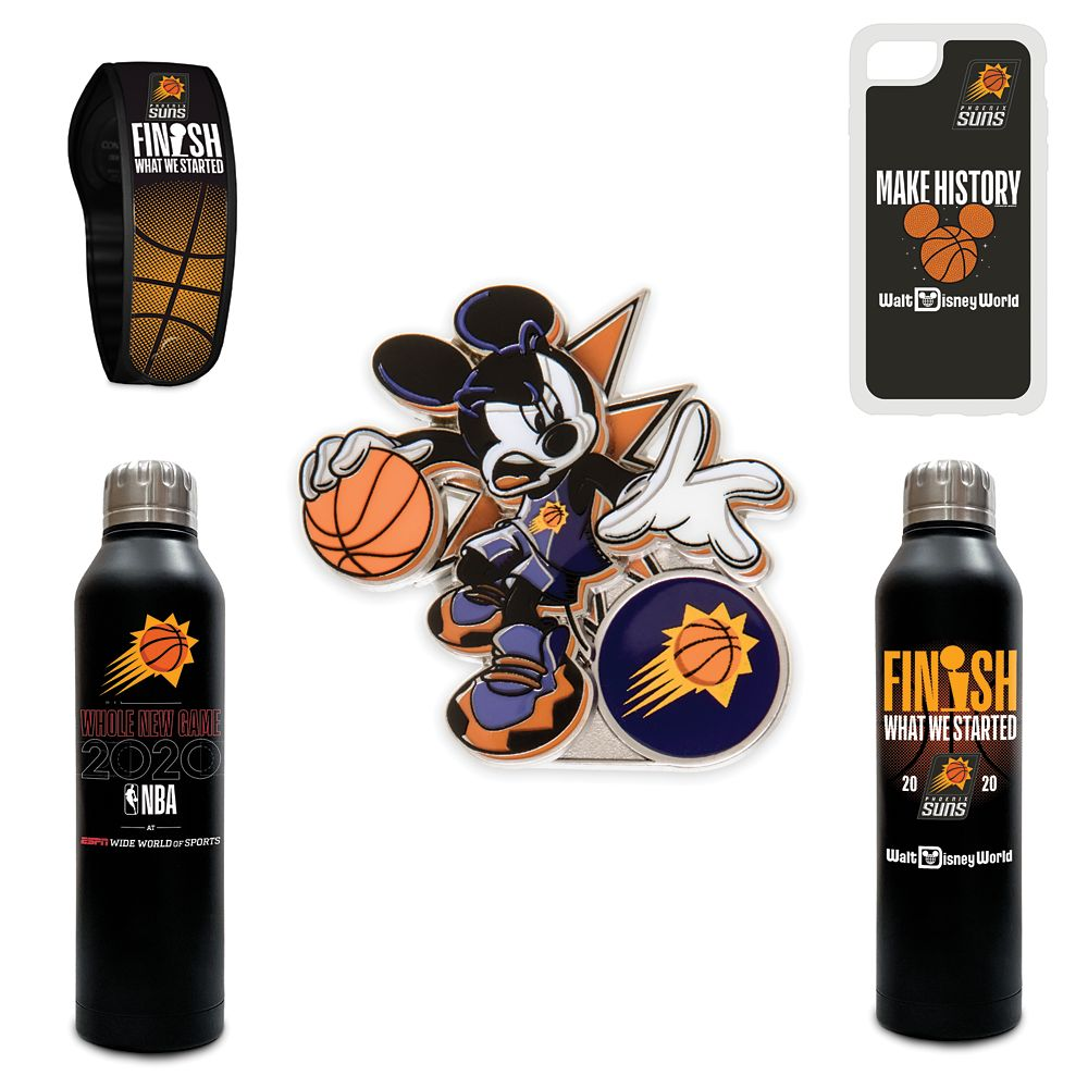 Phoenix Suns NBA Experience Collection
