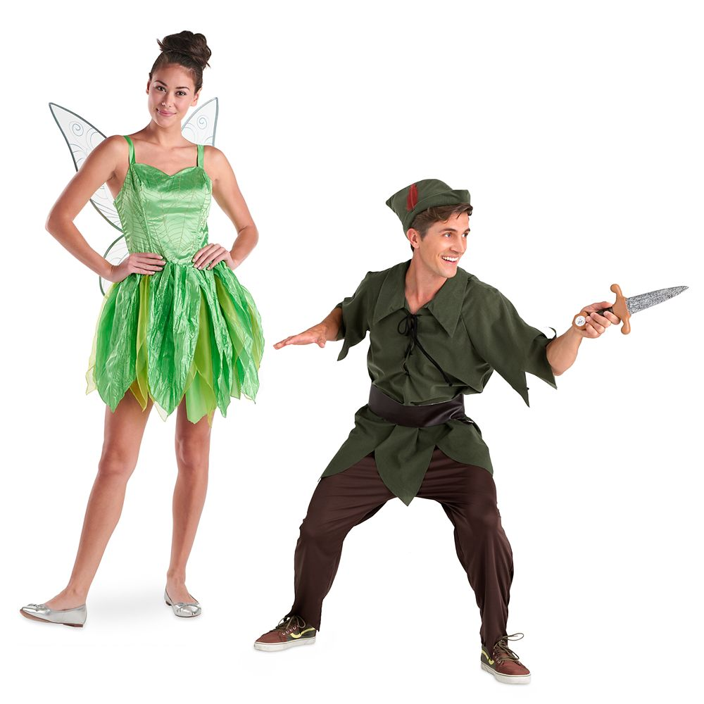 Peter Pan Costume Collection for Adults