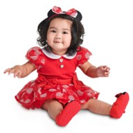 Minnie Mouse Red Costume Collection for Baby