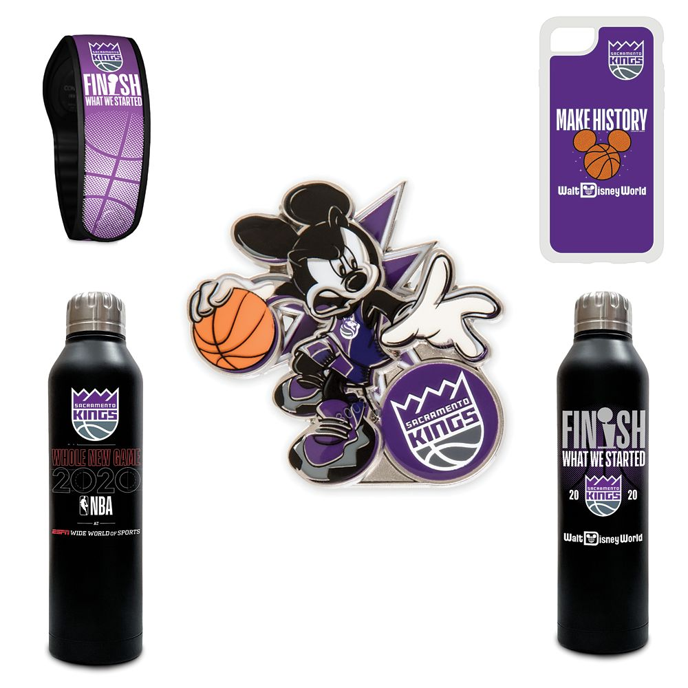 Sacramento Kings NBA Experience Collection